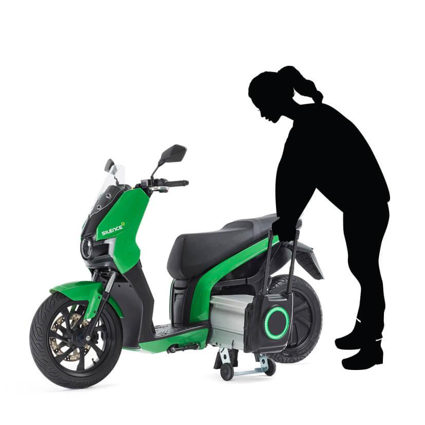 xtrae el Power Battery Pack – be