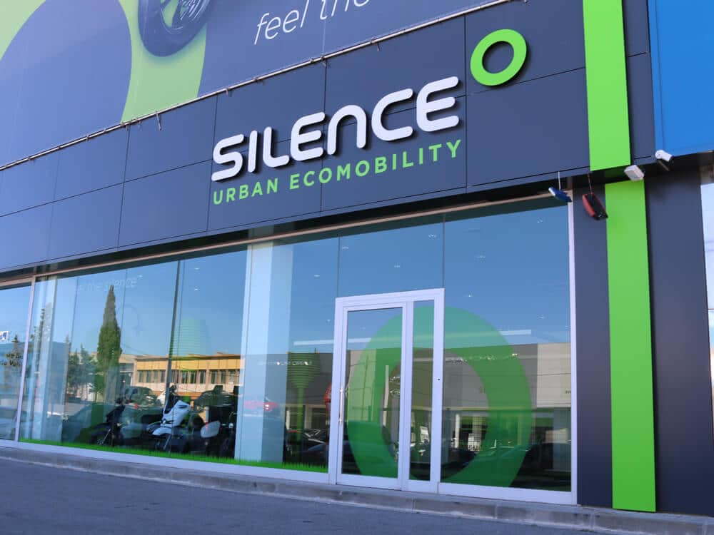 Flagship stores Silence 3