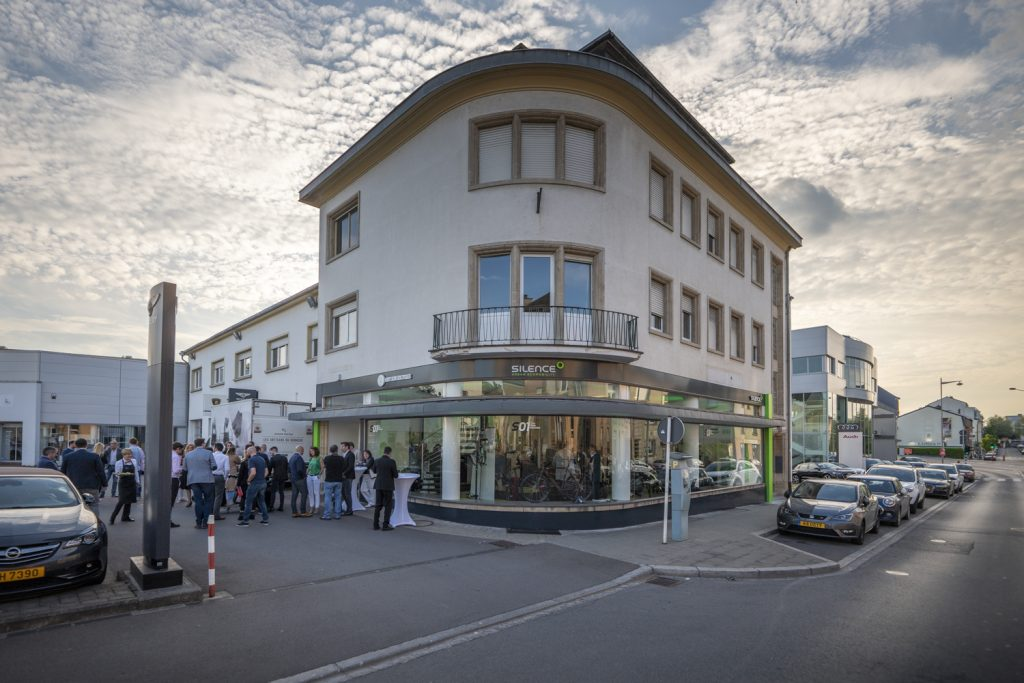 Silence opens first Flagship Store in Europe in Luxembourg 6