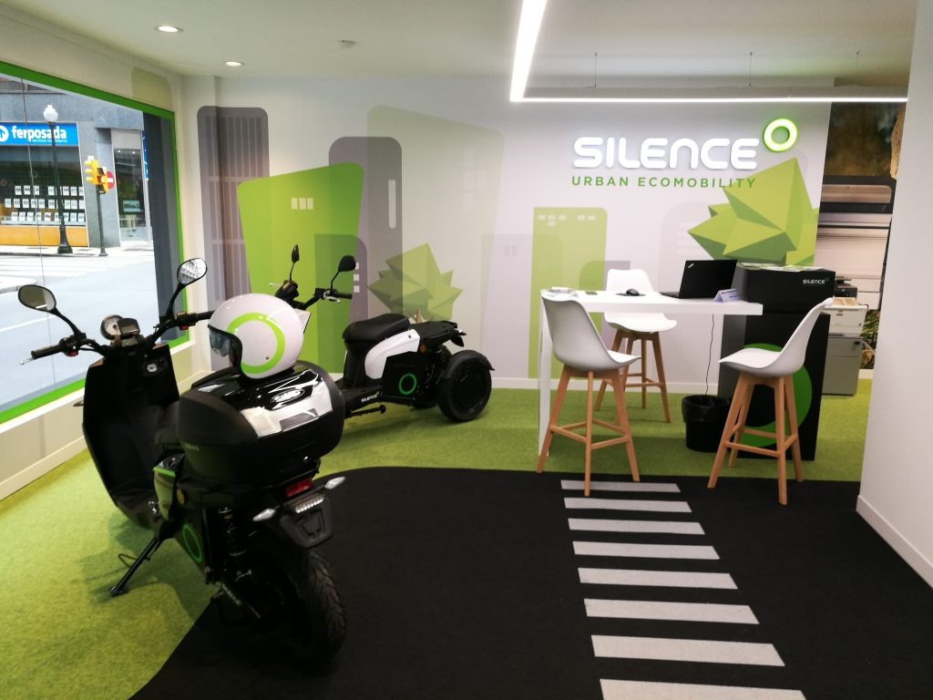 Gijón tiene nueva Flagship Store Silence 5