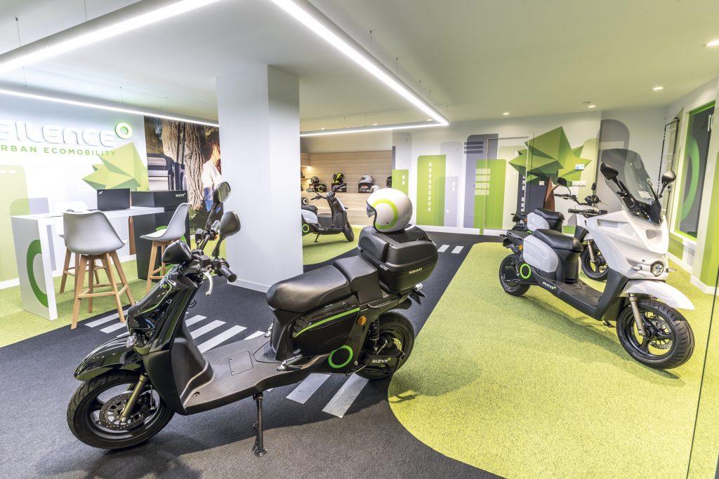 Gijón tiene nueva Flagship Store Silence 1