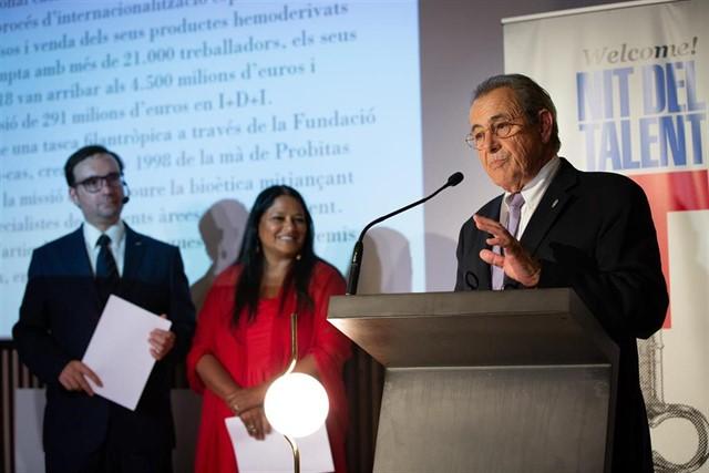 Silence recibe el 'Premi Talent' de Emprendedores en Movilidad 4