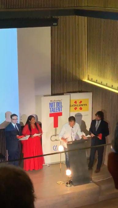Silence recibe el 'Premi Talent' de Emprendedores en Movilidad 3