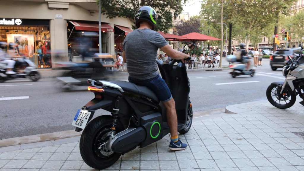La Silence S01 llega dispuesta a desbancar a las scooters de gasolina 10