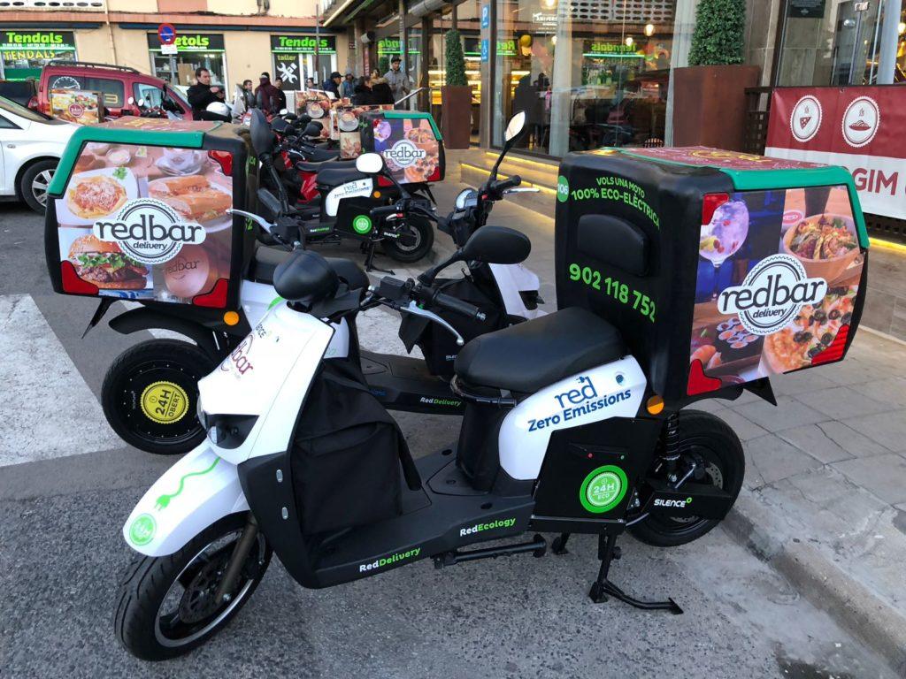 Elegir un scooter eléctrico para el food delivery 2