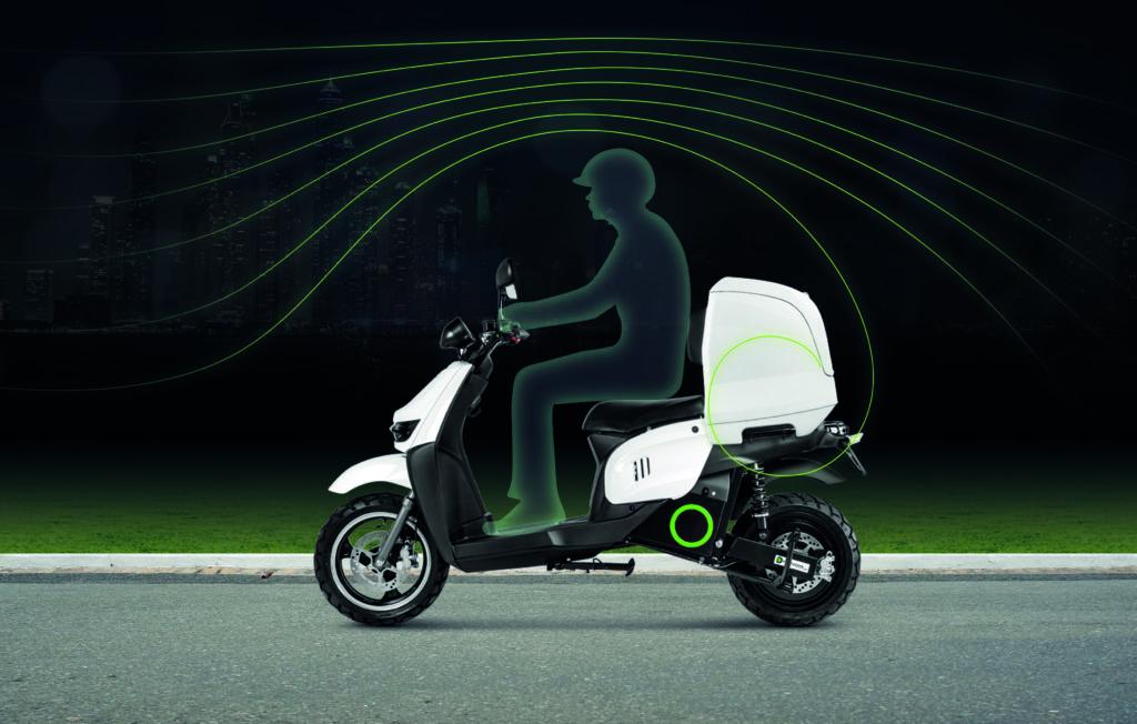 Elegir un scooter eléctrico para el food delivery 3
