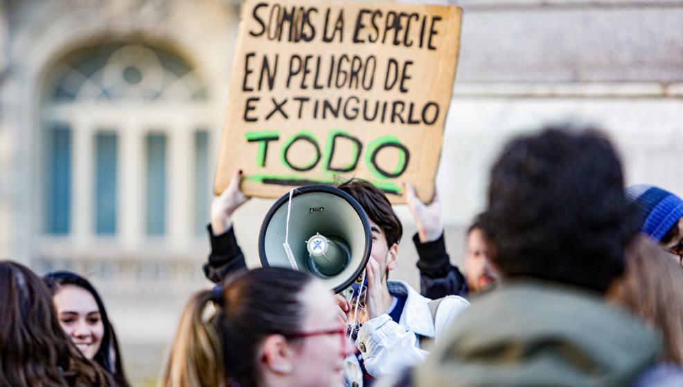 Empieza en Madrid la Cumbre del Clima 2