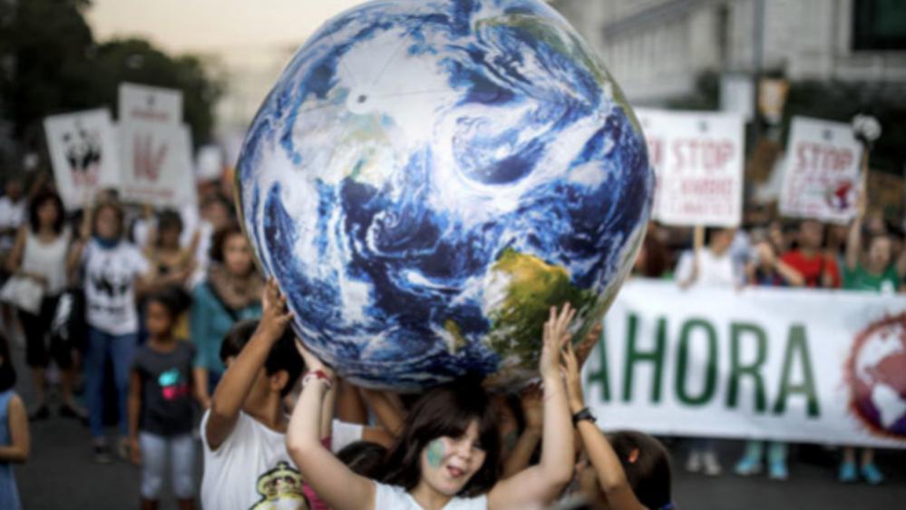Empieza en Madrid la Cumbre del Clima 1