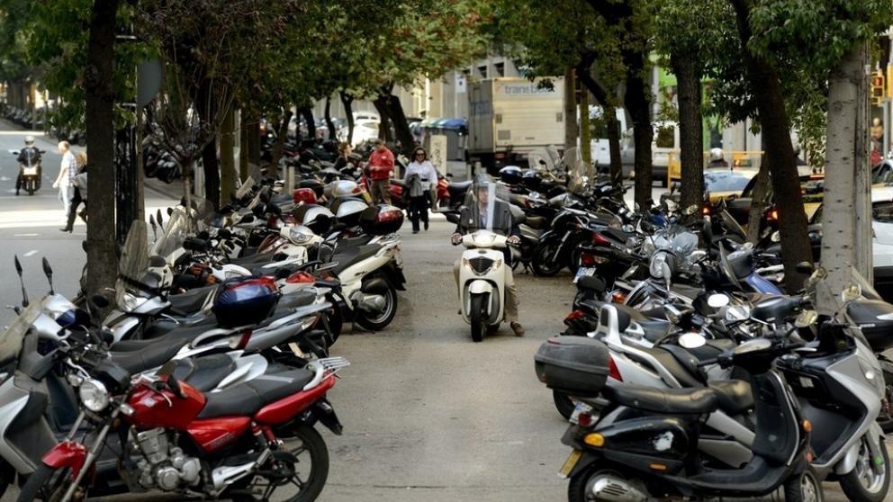 Las motos en España tienen una media de 16 años 2