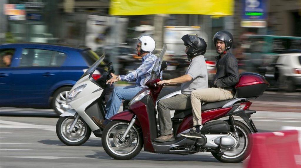 Las motos en España tienen una media de 16 años 1