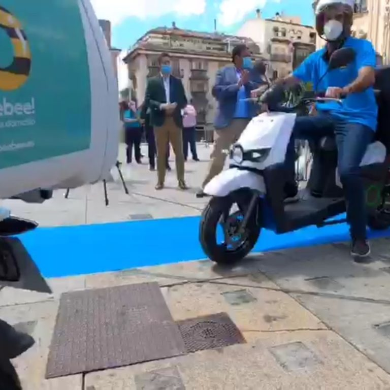 Presentación de BeeBee junto a Silence en Jaén
