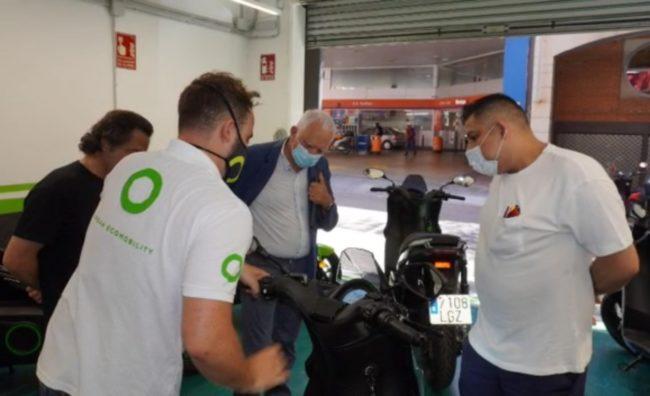 Silence Barcelona entrega 6 motos en un mismo día