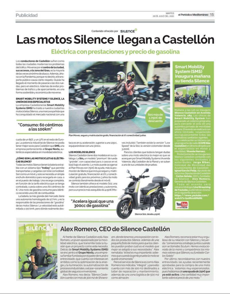 SILENCE ATERRIZA EN CASTELLÓN. 16
