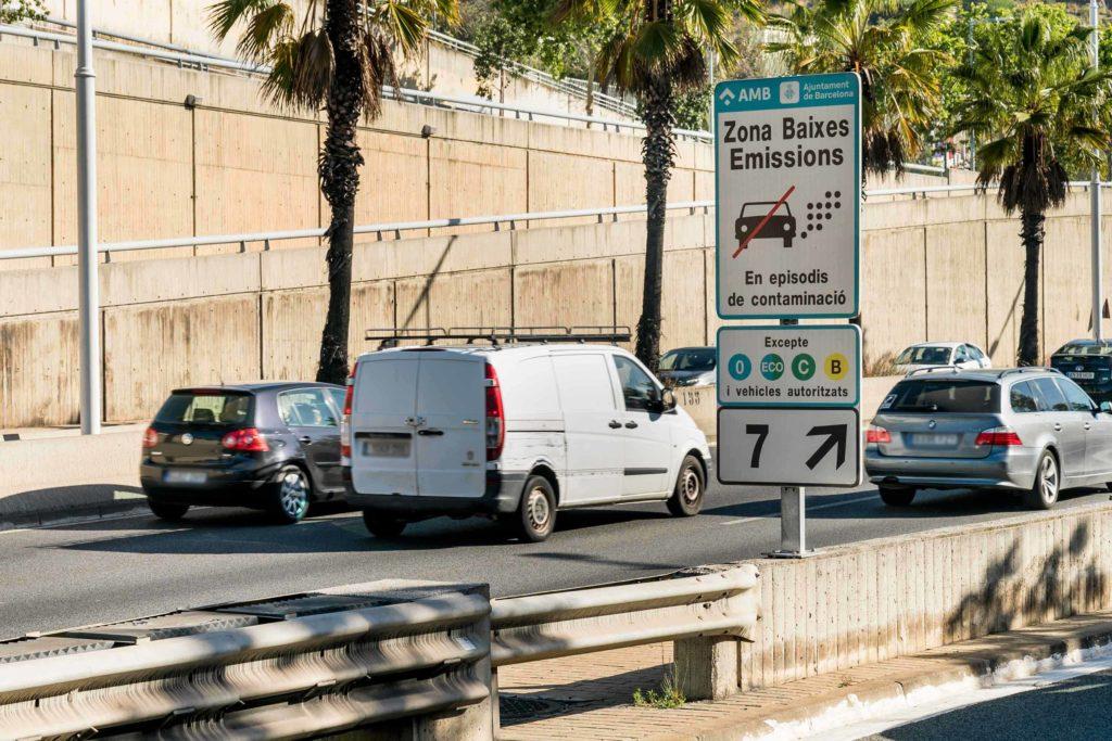 La contaminación mató a 1000 barceloneses en 2019 4
