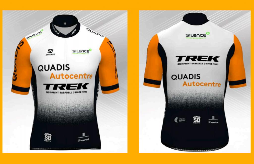 Silence se convierte en nuevo patrocinador del Club Ciclista Sant Boi 4