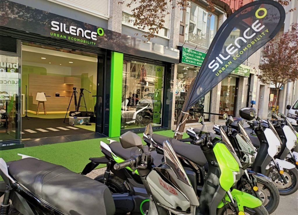 Las motos eléctricas Silence llegan a la ciudad de Girona 20