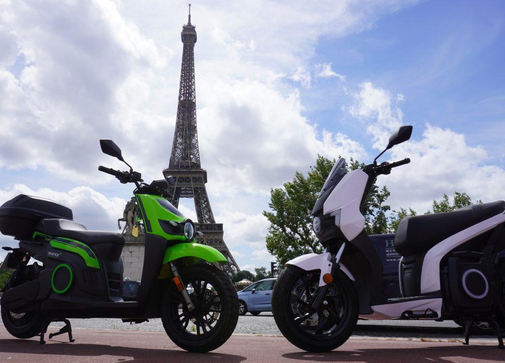 Silence llega a Paris